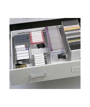 Safco Audio/Video Microform Cabinet 4935LG
