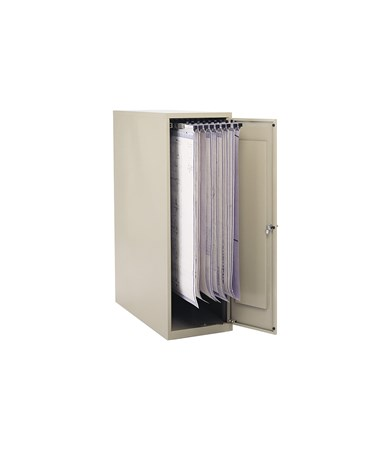Safco Small Vertical Blueprint Storage Cabinet 5040