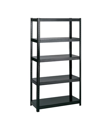 "Safco Boltless Shelving 36"" Wide 18"" Deep SAF5245BL-"