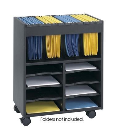 SAFCO5390-Go Cart™ Mobile Cart SAF5390