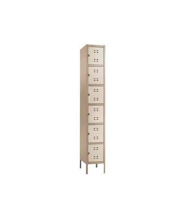 Safco Box Locker, Tan 5524TN