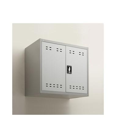 Safco Steel Storage Cabinet, Wall Mountable SAF5530GR-