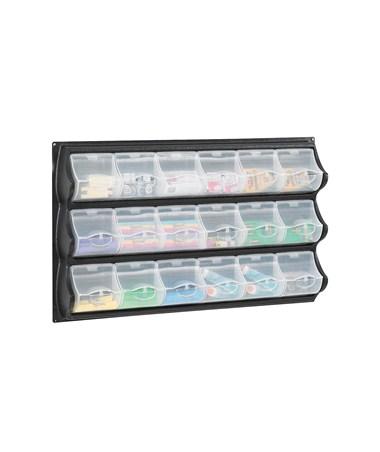 SAFCO6112-18 Pocket Panel Bins SAF6112