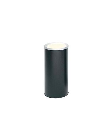 Safco Ash Urn Black SAF9698BL
