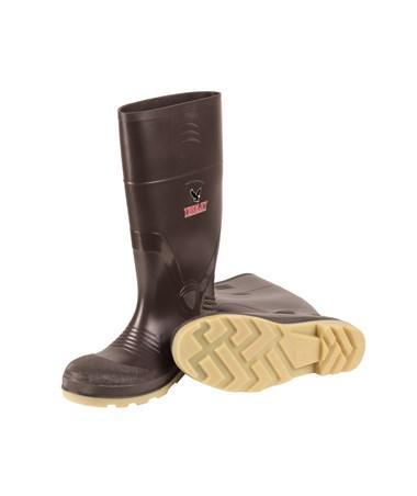 PVC Knee Boots