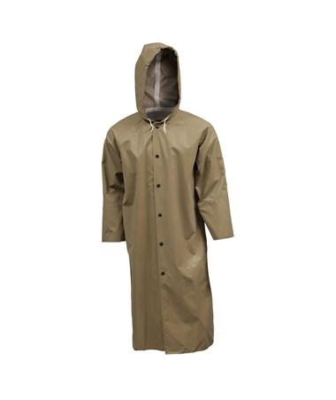 48 Inches Flame Resistant Liquidproof Coat C12148