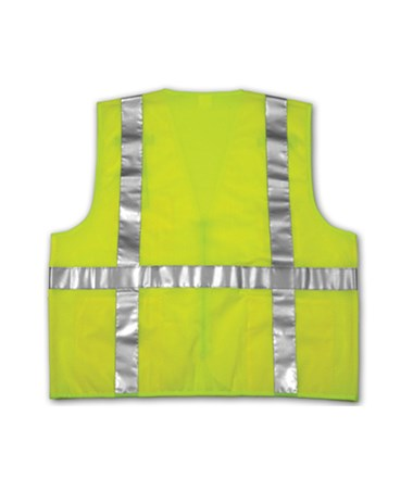 Back of safety vest V73832