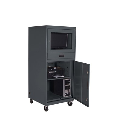 Mobile Computer Cabinet for Extreme Environments SAN16CC303064-02