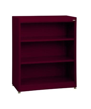 Two Shelves - Burgundy