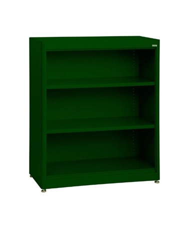 Two Shelves - Forest Green