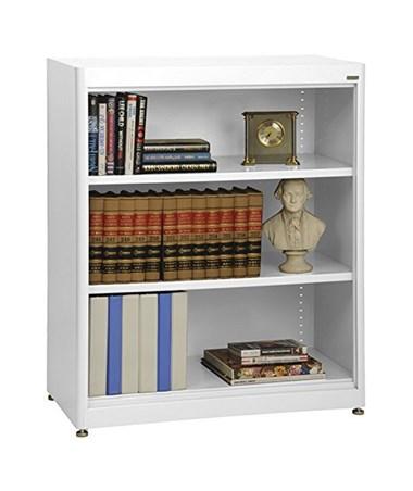 Two Shelves - White