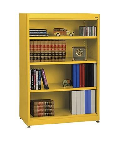 Three Shelves - Yellow