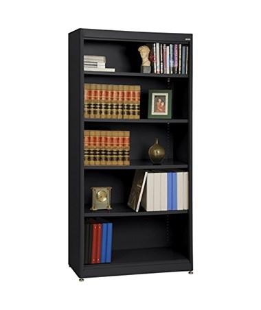Four Shelves - Black