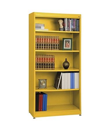 Four Shelves - Yellow