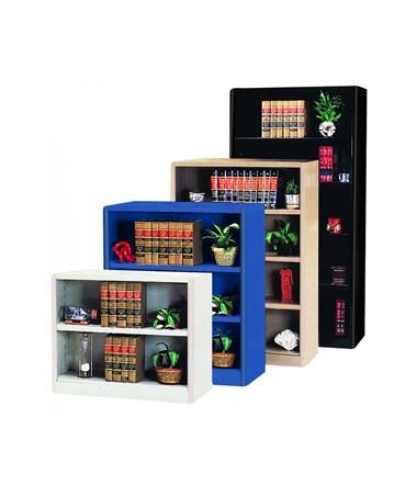 Sandusky Lee Radius Edge Bookcase SANBA1R361830-01-