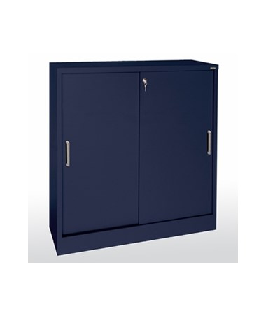 Counter Height - Navy Blue