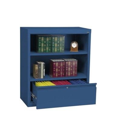 With One Shelf - Blue