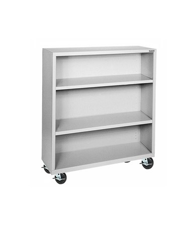 With Two Shelves - Dove Gray