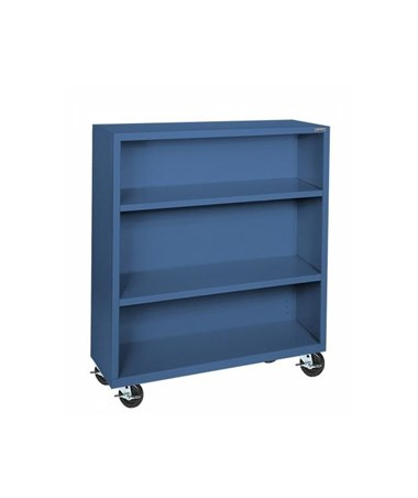 With Two Shelves - Blue