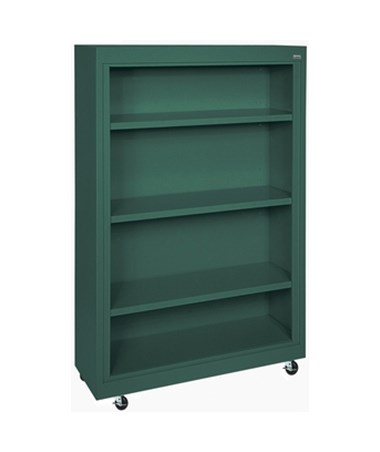 With Three Shelves - Forest Green