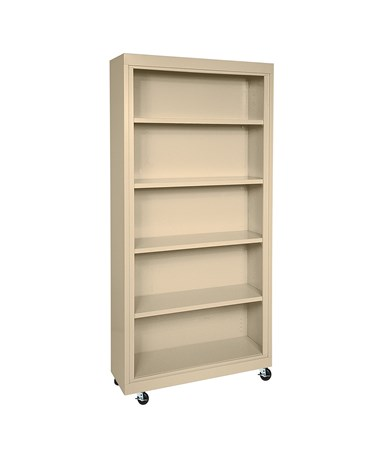 With Four Shelves - Tropic Sand