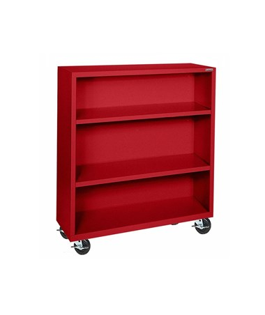 With Two Shelves - Red