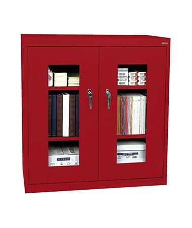 Sandusky Lee Clear View Classic Storage Cabinet SANCA2V361842-01