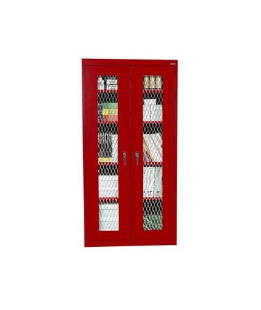 Sandusky Lee Expanded Metal Front Cabinet SANCA4M362472-01-