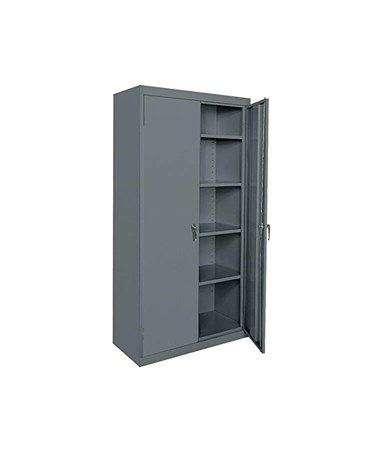 Sandusky Lee Elite Storage Cabinet with Swing and Dummy Handles SANEA42361872-02