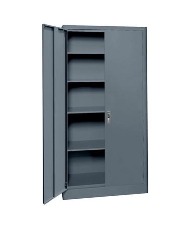 Solid Doors - Charcoal
