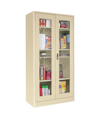 Clear View Doors - Putty