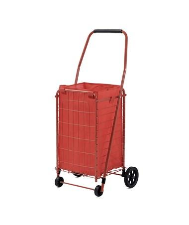 Sandusky Lee Folding Shopping Cart SANFSC3012