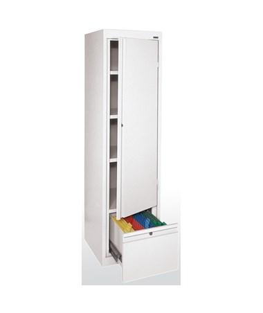 Single Door - White