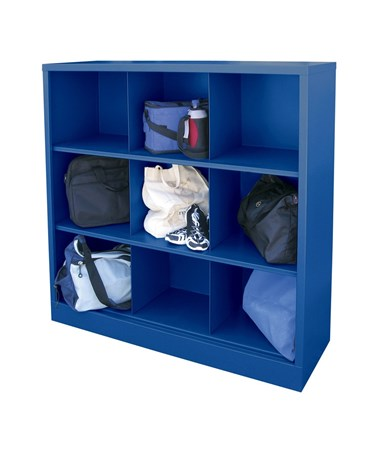 9 Compartments - Sky Blue