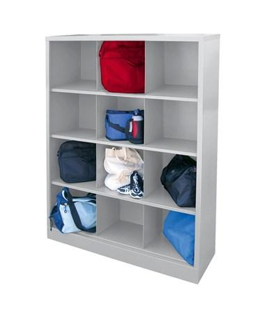 12 Compartments - Dove Gray