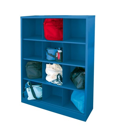12 Compartments - Sky Blue