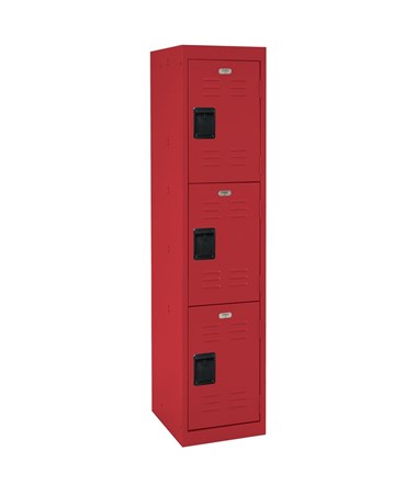 3 Tier - Red