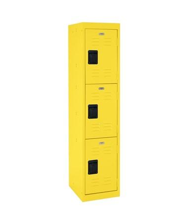 3 Tier - Yellow