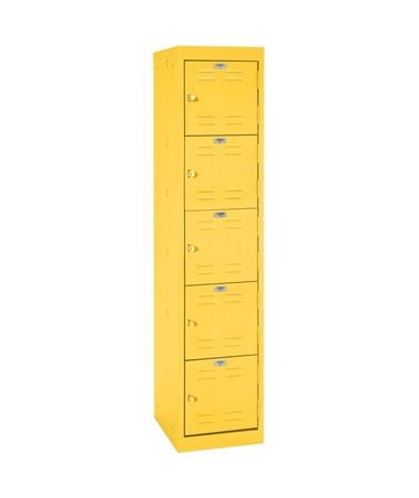5 Tier - Yellow