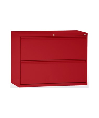Two Drawers - Red