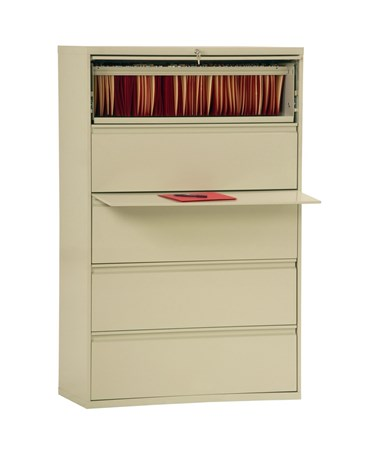 Five Drawers - Putty
