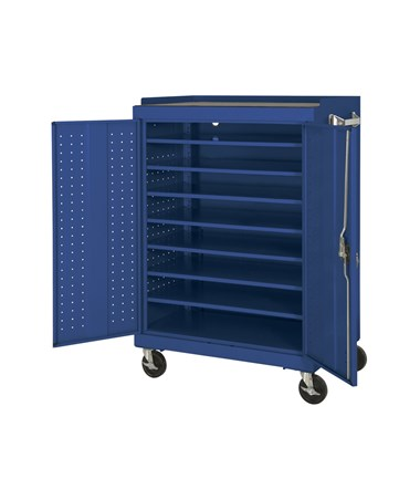 Without Power Charge System - Blue