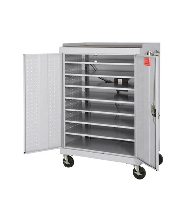 With Power Charge System - Dove Gray