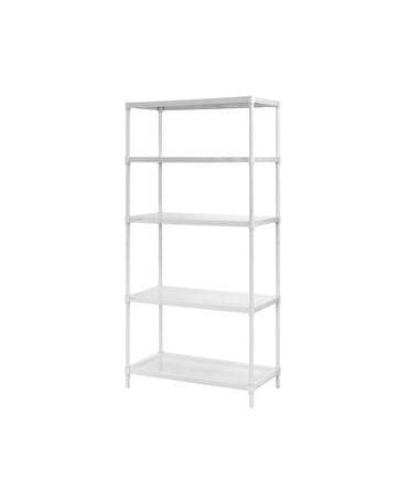 5 Shelves