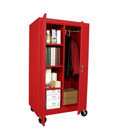 Sandusky Lee Transport Combination Storage Cabinet SANTACR362460-01-