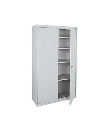 4 Shelves - Dove Gray