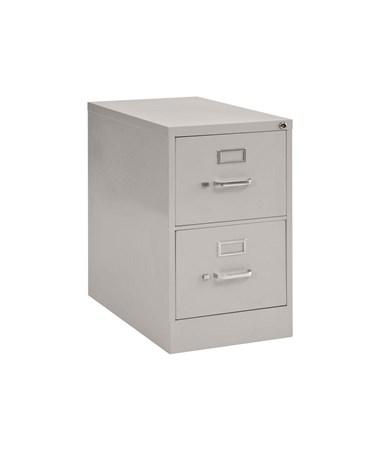 2 Drawers - Dove Gray