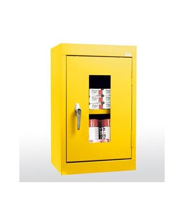 Single Door - Yellow