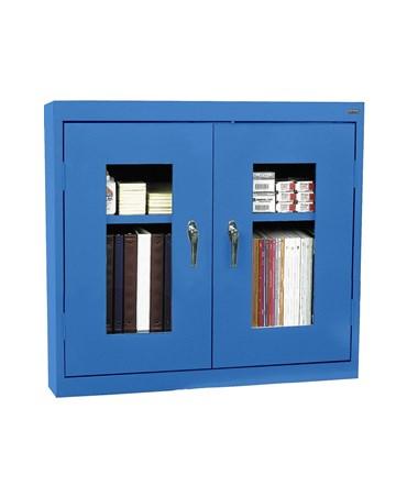 Double Door - Blue