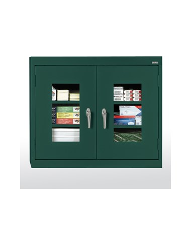 Double Door - Forest Green